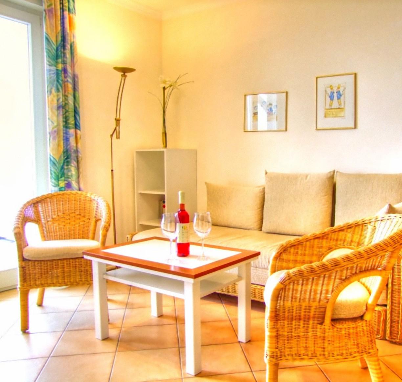Ferienwohnung in der Villa Strandperle Binz - Appartement 10