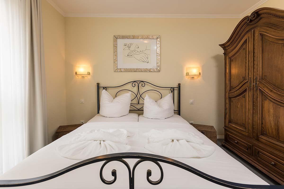 Villa Strandperle Binz - Appartement 3 - Schlafen