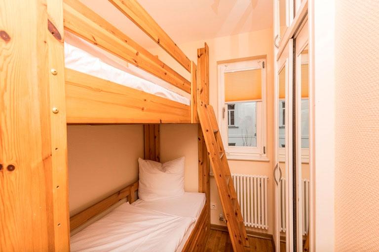 Ferienwohnung in der Villa Strandperle Binz - Appartement 11
