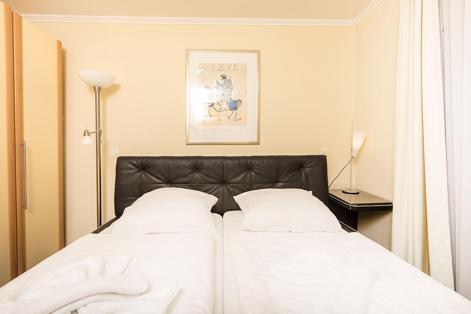 Ferienwohnung in der Villa Strandperle Binz - Appartement 12