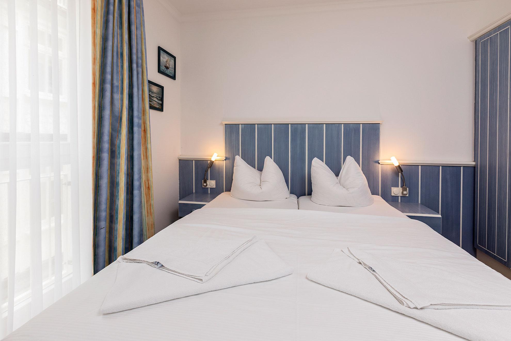Ferienwohnung in der Villa Strandperle Binz - Appartement 13