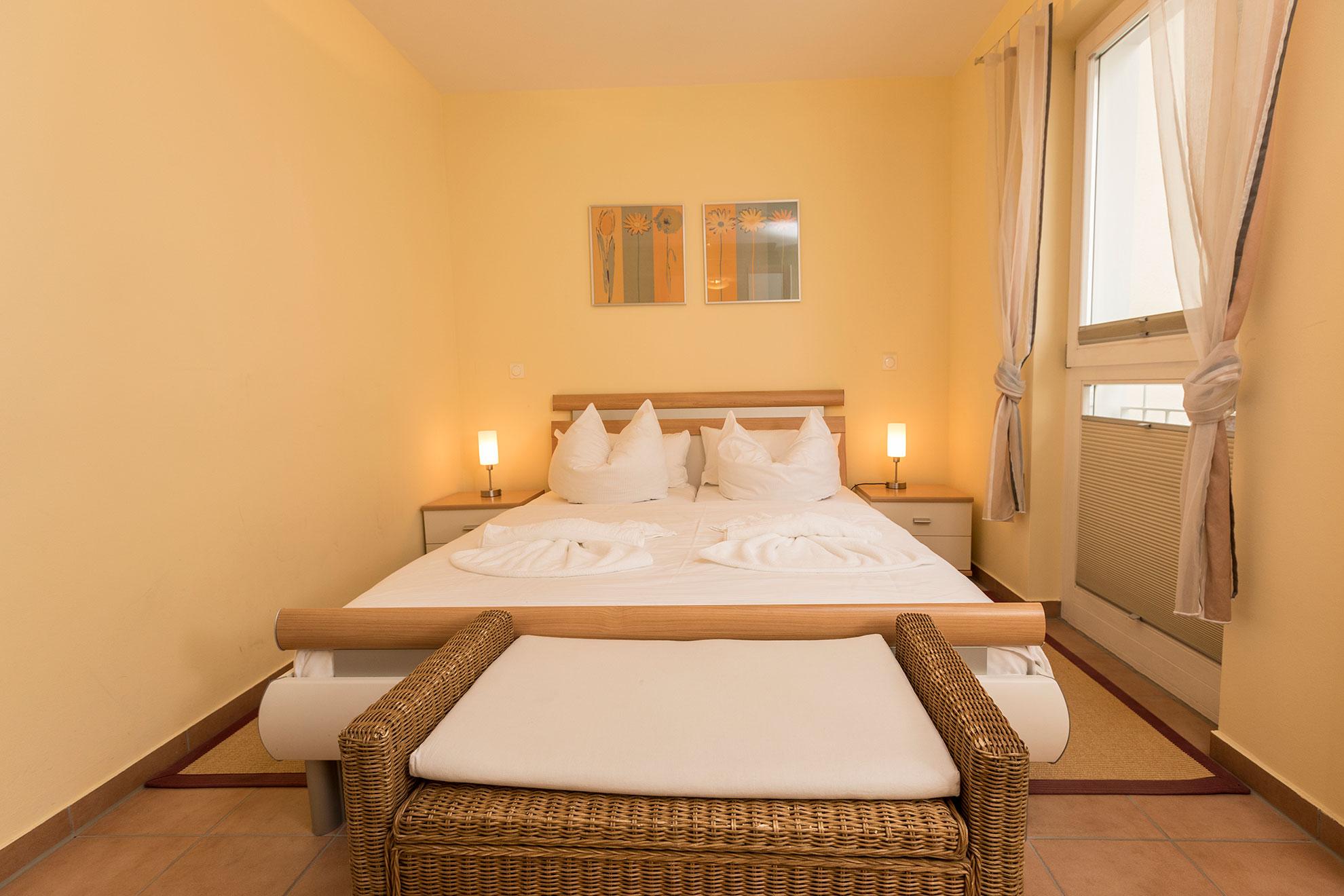 Ferienwohnung in der Villa Strandperle Binz - Appartement 14