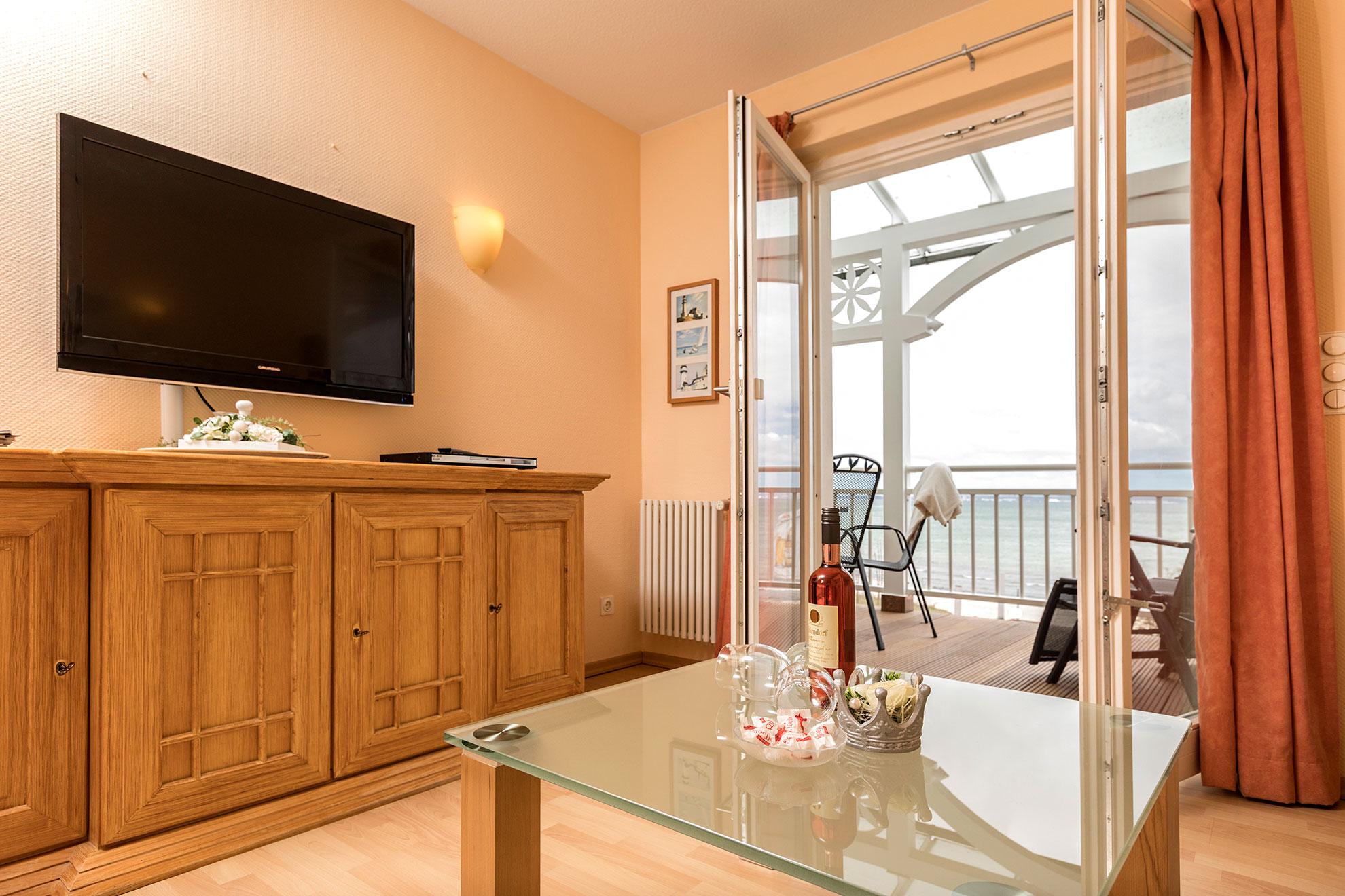 Ferienwohnung in der Villa Strandperle Binz - Appartement 15
