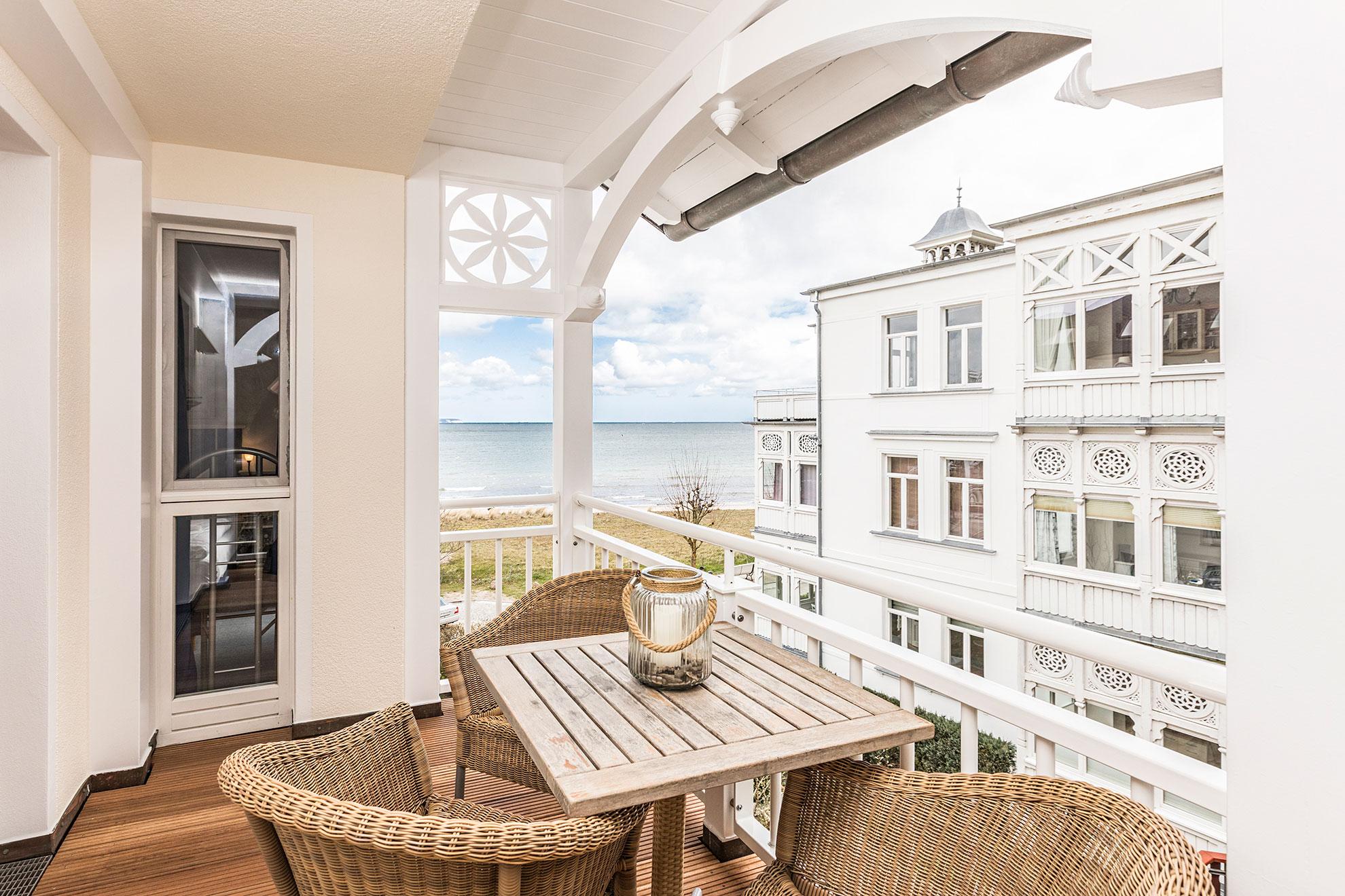 Ferienwohnung in der Villa Strandperle Binz - Appartement 17