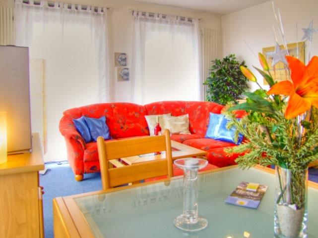 Ferienwohnung in der Villa Strandperle Binz - Appartement 6