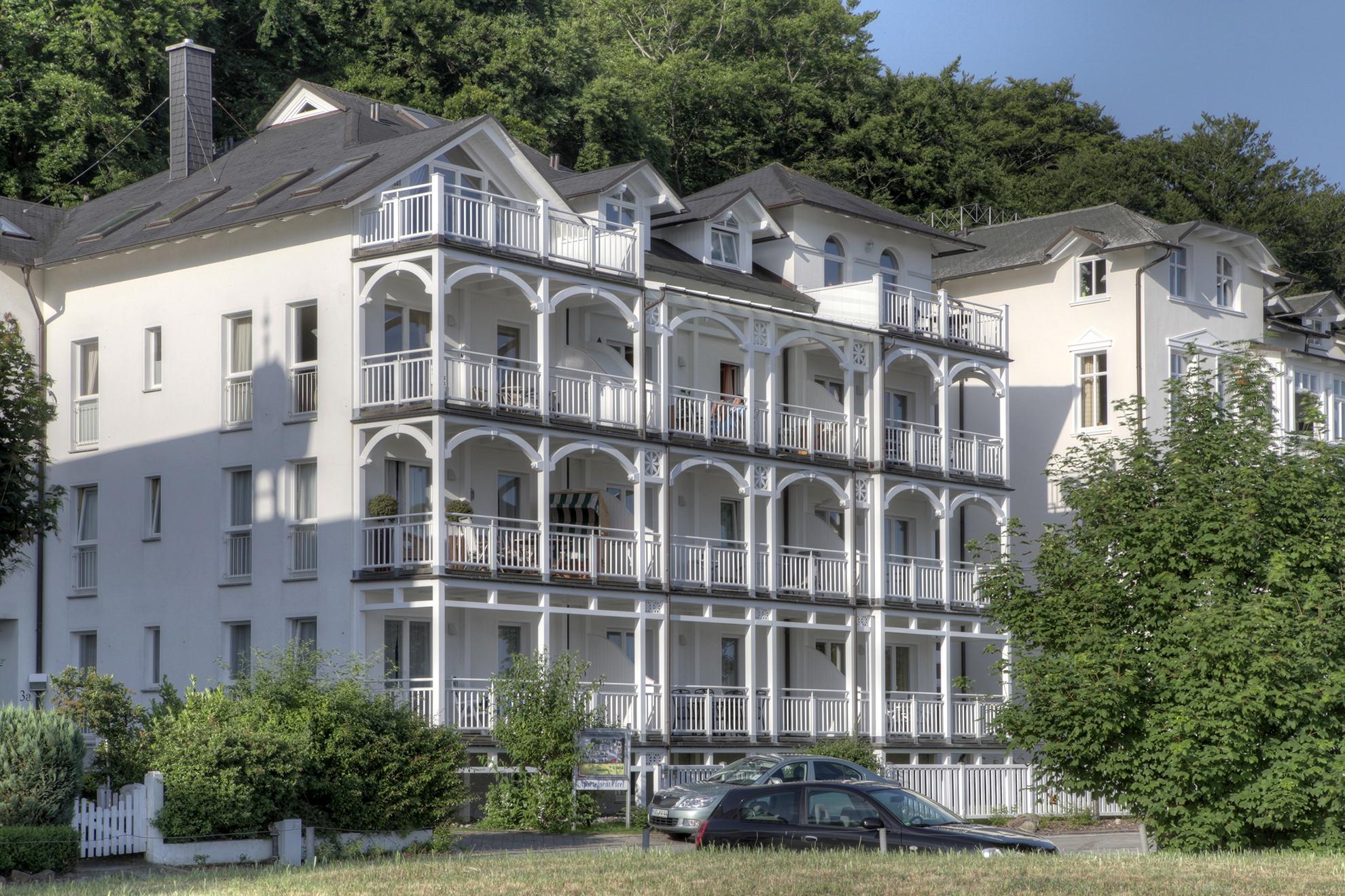 Villa Strandperle Uhlendorf - Ostseebad Binz auf Rügen