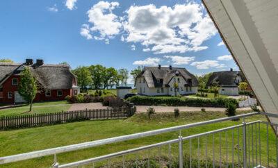 Strandvilla Babette – Doppelhaushälfte B am Strand in Lobbe auf Rügen
