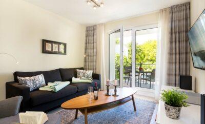 **** Residenz Capitello Luxus Appartement 03 – Binz auf Rügen