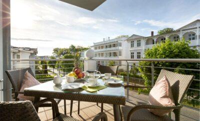 **** Residenz Capitello Luxus Appartement 06 – Binz auf Rügen