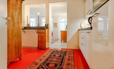 Villa Freia Appartement Amber (Whg. 16) Strandpromenade Binz